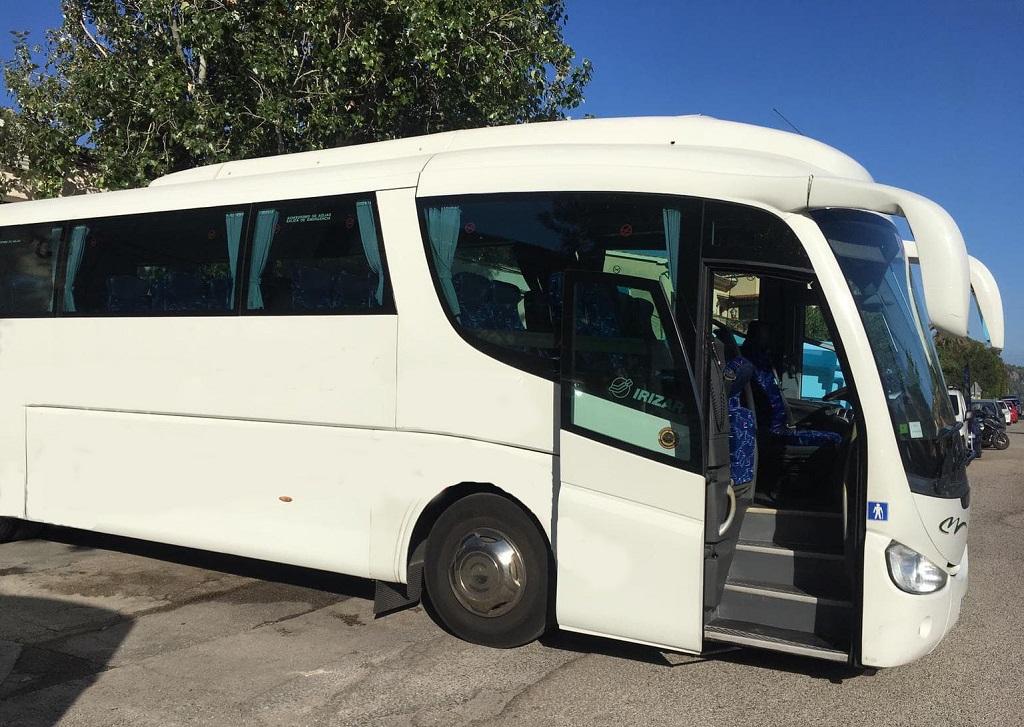 Event transfer Ibiza