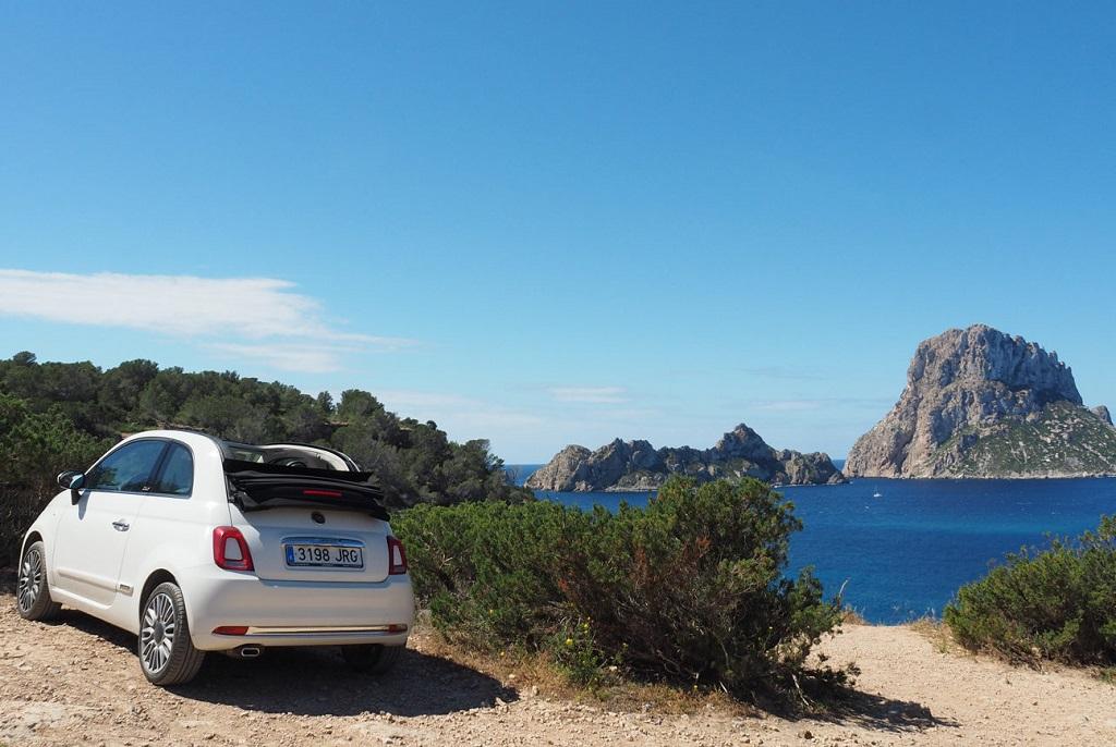 HETibiza huurauto Ibiza