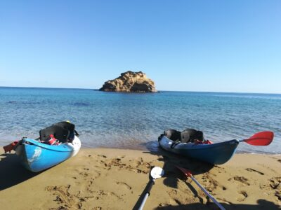 Kayak tour | HETibiza
