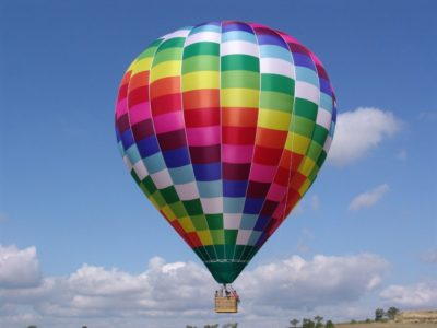 Ballonvaart over Ibiza | HETibiza