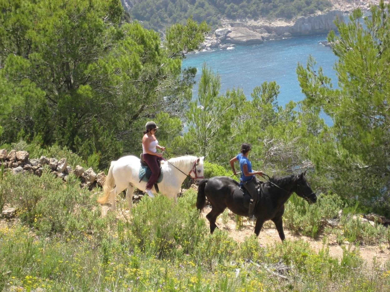 I. Paardrijden