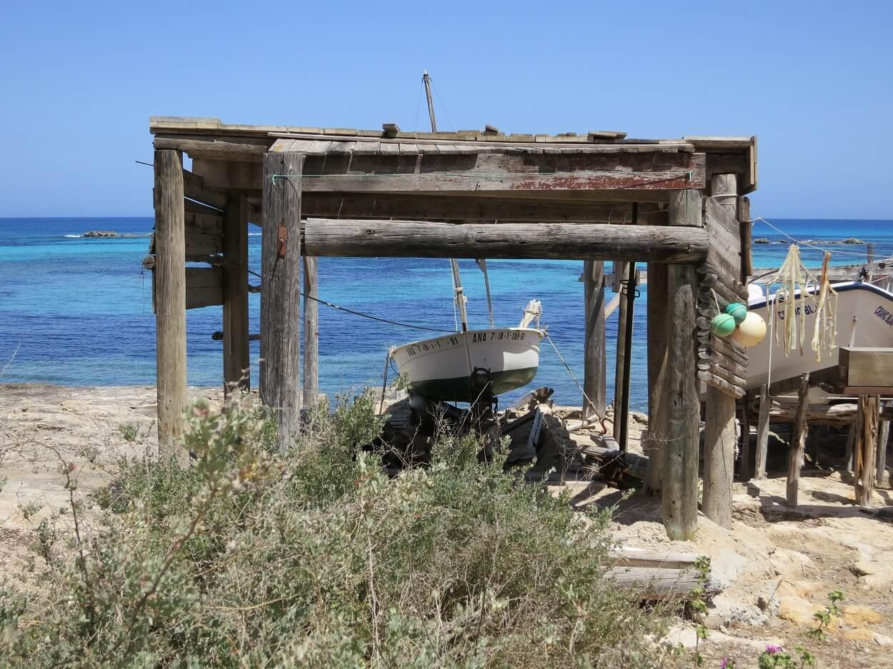 HETibiza Formentera fishing boat