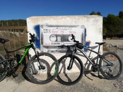 Mountainbike Salines tour | HETibiza