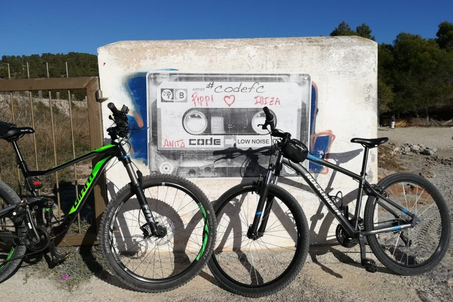 Mountainbike Salines tour | HETibiza
