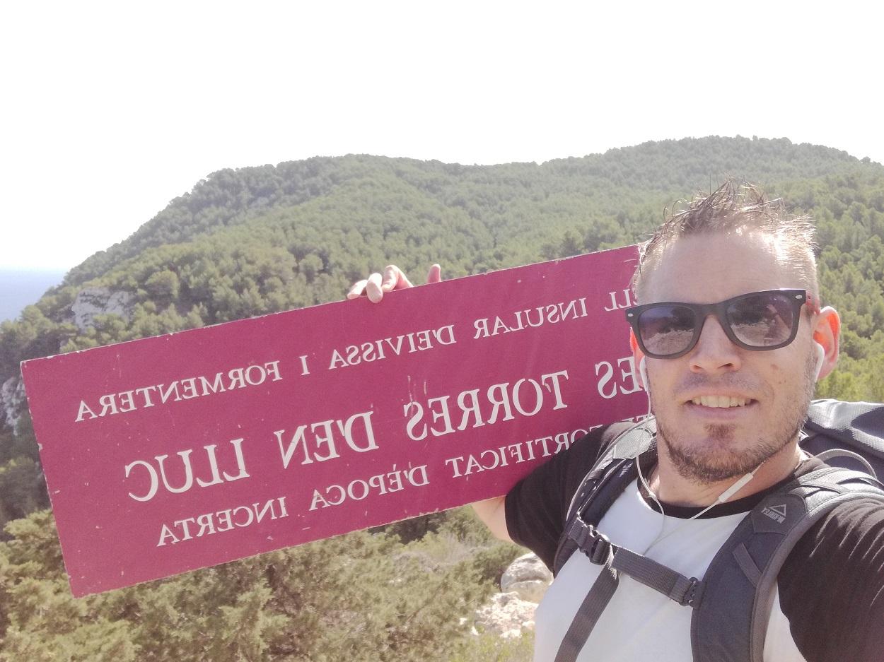 HETibiza wandelen op Ibiza