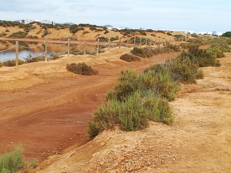HETibiza wandeling Ses Salines
