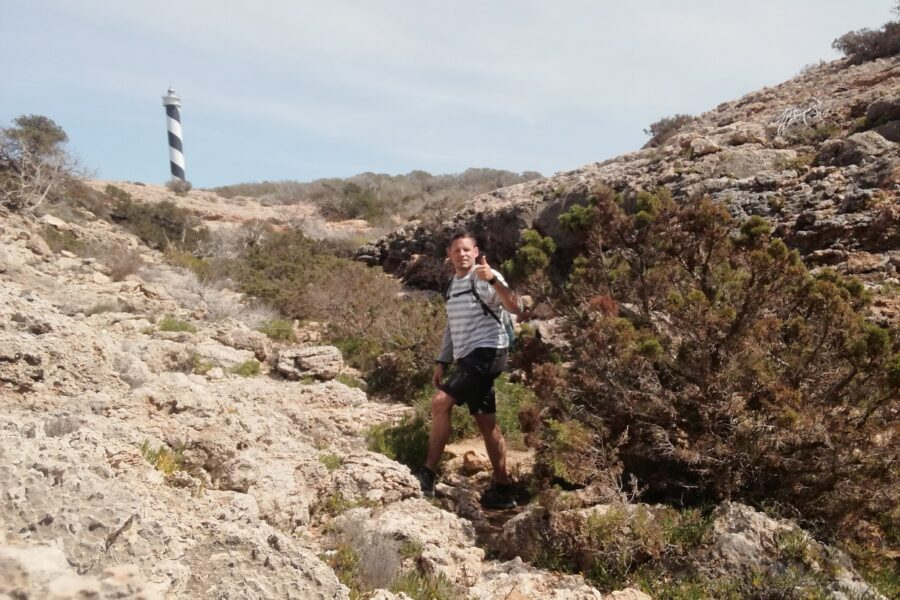 Hike Portinatx, HETibiza