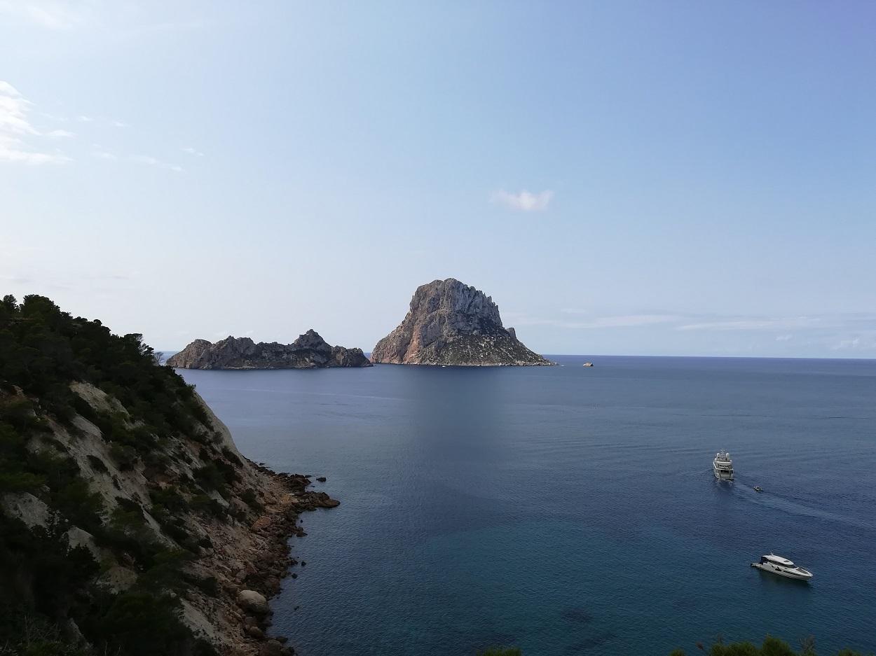HETibiza prive tour op Ibiza, Atlantis & Es Vedra