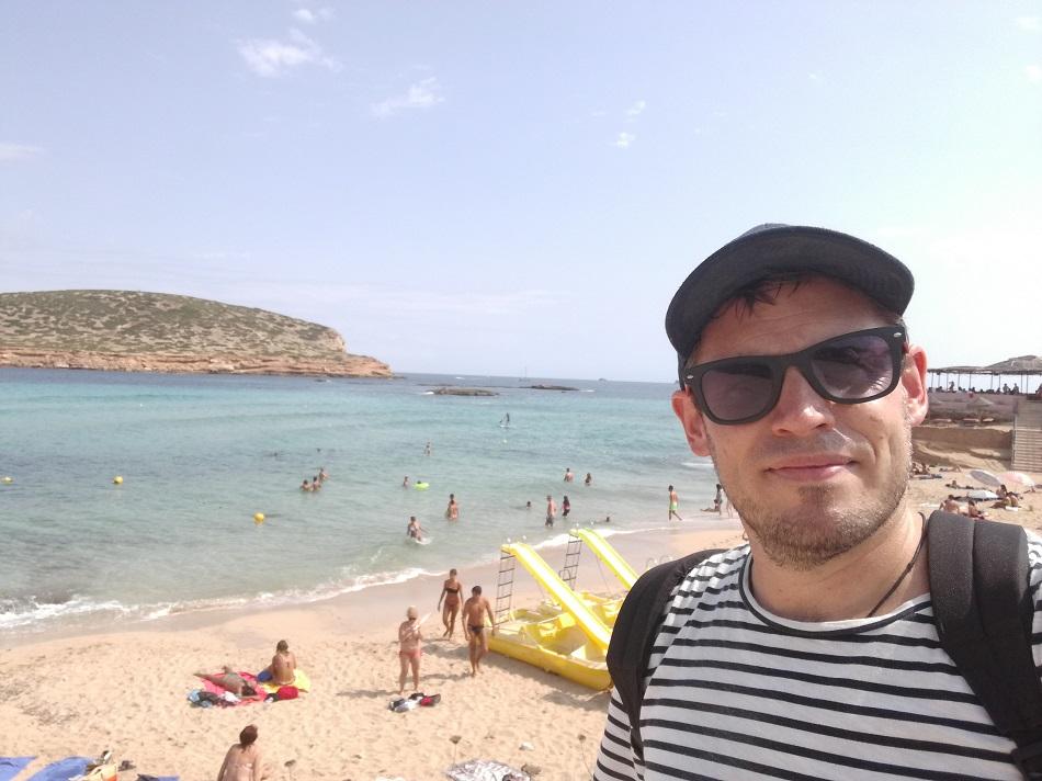HETibiza prive tour op Ibiza zuidwest kustHETibiza prive tour op Ibiza zuidwest kust