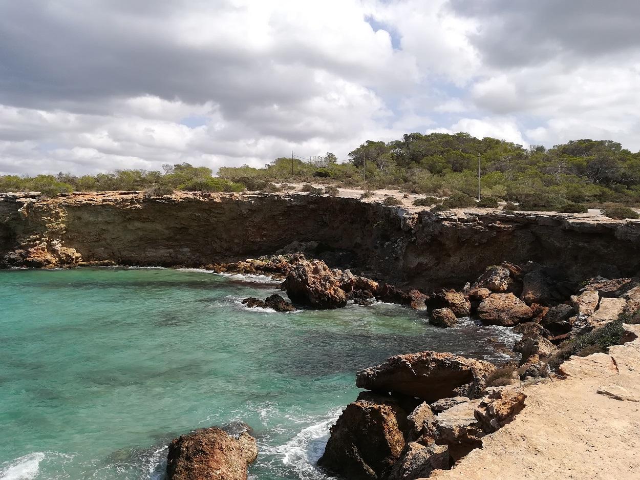 HETibiza prive tour op Ibiza zuidwest kust