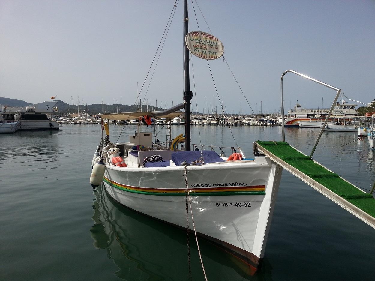 HETibiza groepsboot