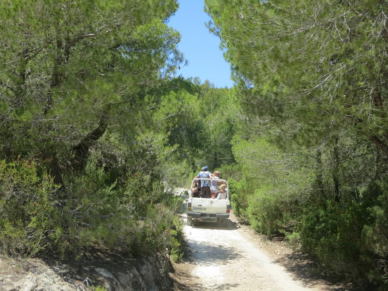 HETibiza Jeepsafari Ibiza avontuur