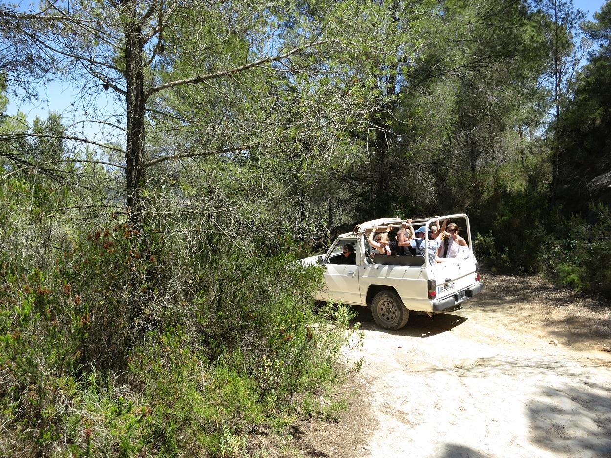 C. Jeepsafari Ibiza