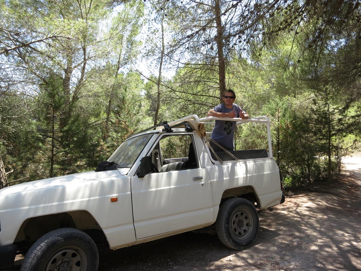 HETibiza Jeepsafari Ibiza stoere jeeps