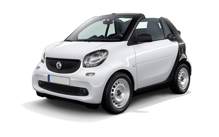 Type E - Smart for Two Ushuaia Cabrio Elektr.