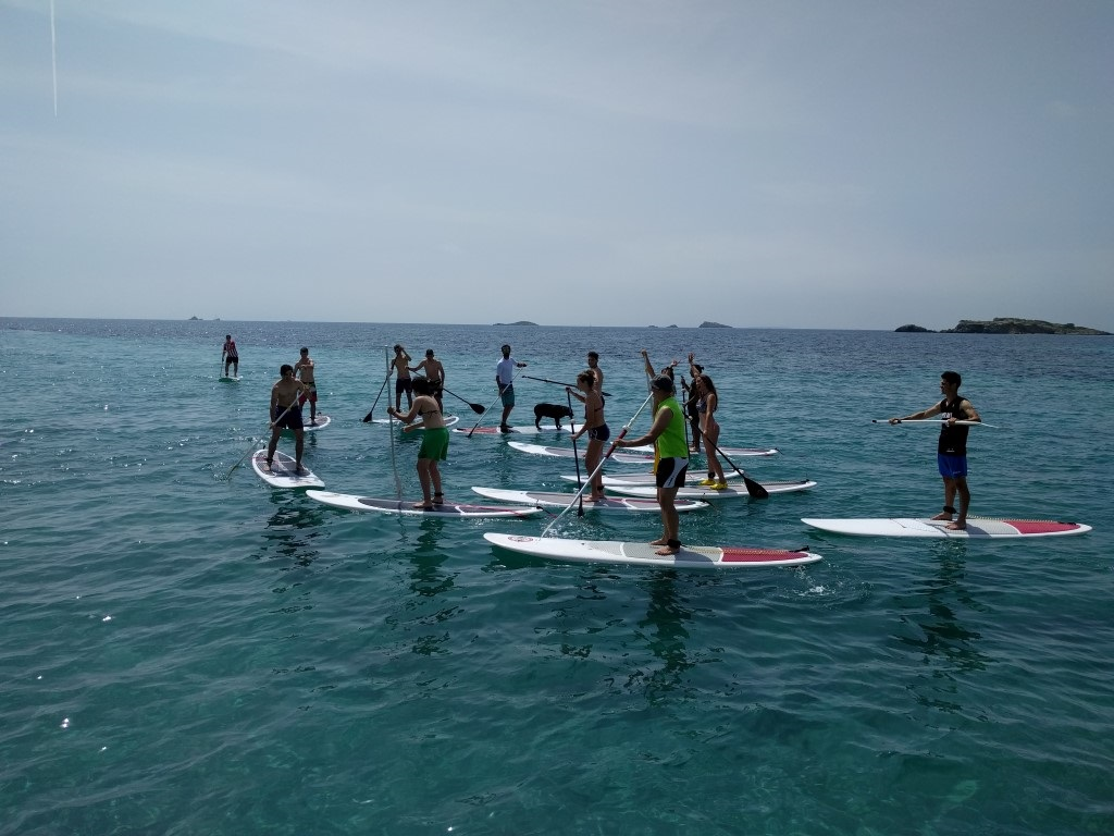 HETibiza Stand up paddle excursie2