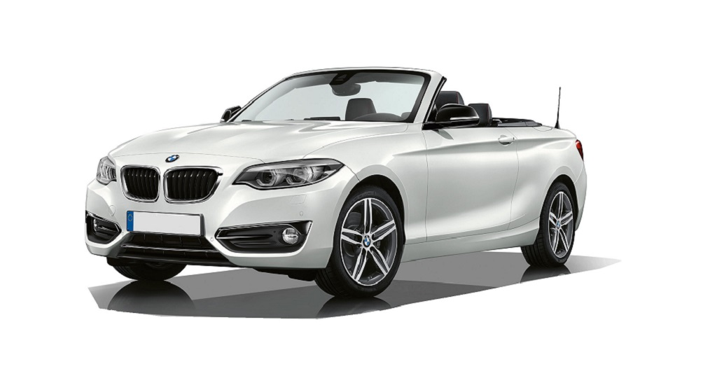 HETibiza huurauto Ibiza, BMW serie 2