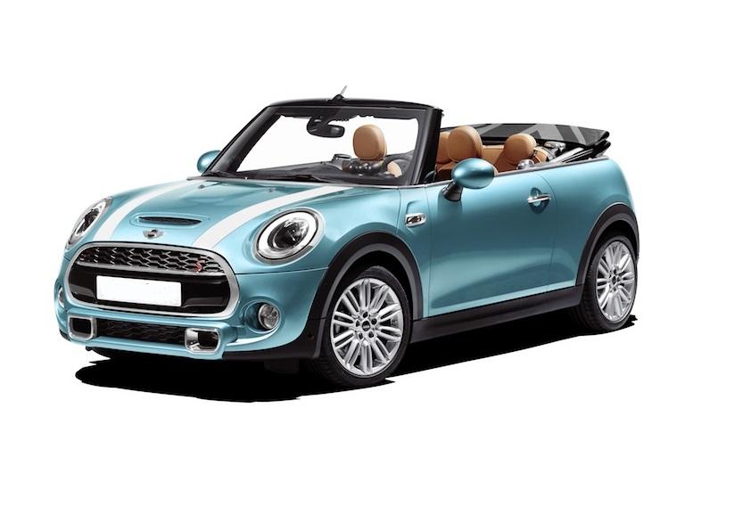 Type L - Mini One Cabrio & soortgelijk