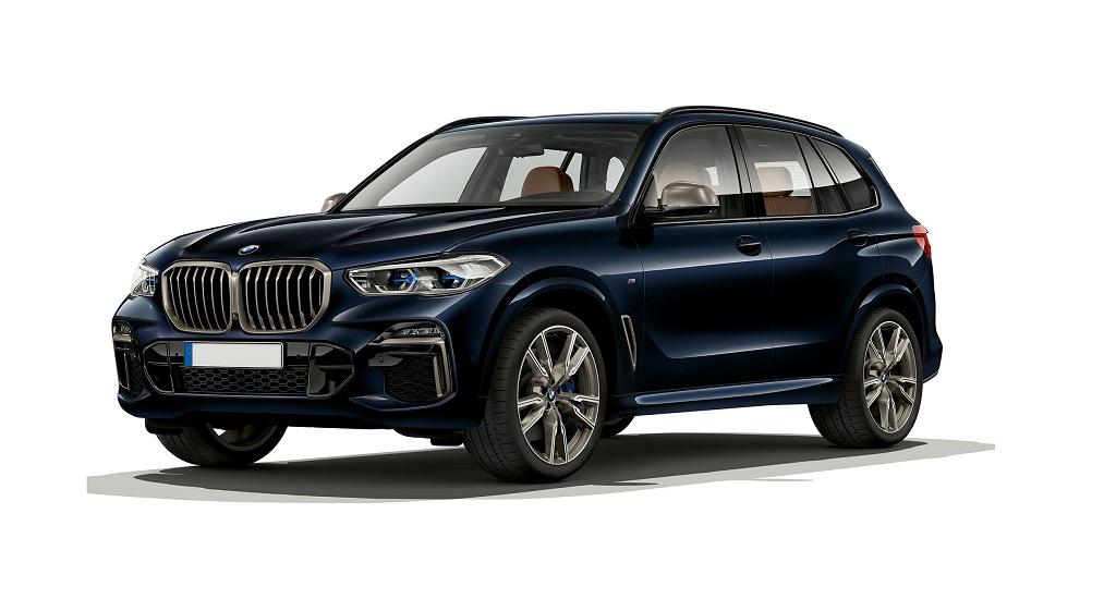 Type S - BMW Serie X5 & soortgelijk