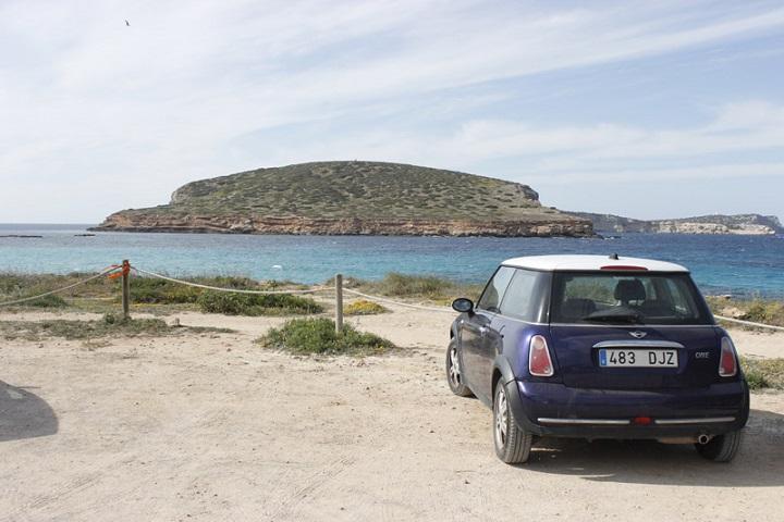 HETibiza huurauto op Ibiza voordelen