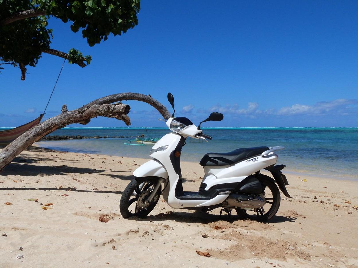 HETibiza scooterhuur