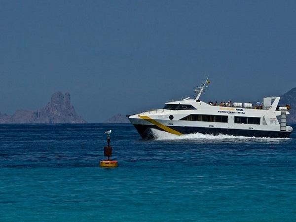 HETibiza veerboot Ibiza - Formentera