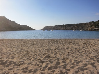 HETibiza Cala Vadella strand