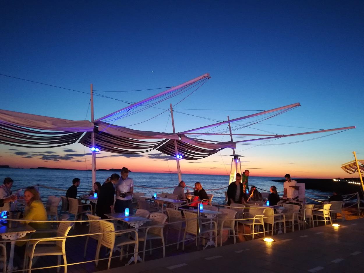HETibiza Sunset & las Dalias