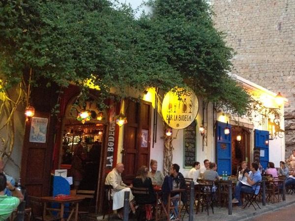 La Bodega Ibiza stad