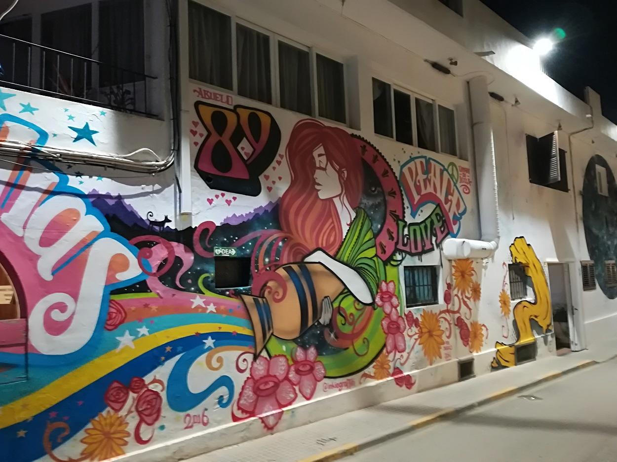 Sunset & hippiemarkt