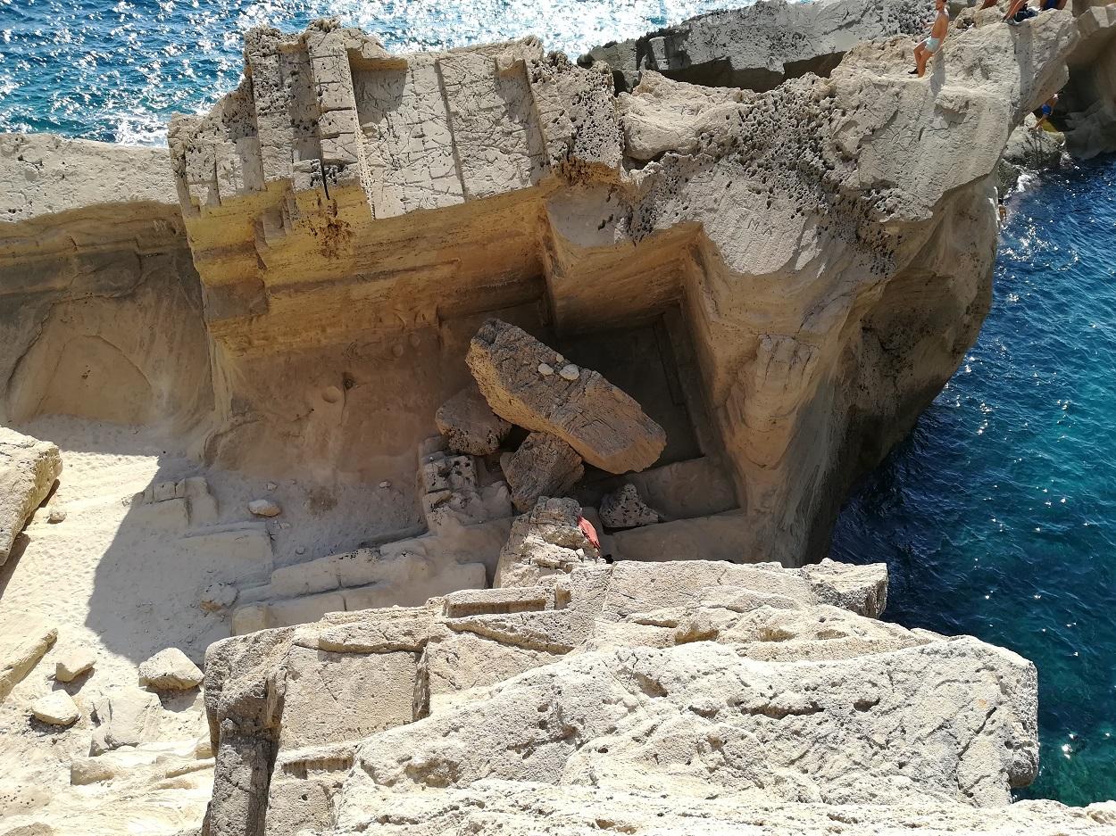HETibiza wandeling naar Atlantis