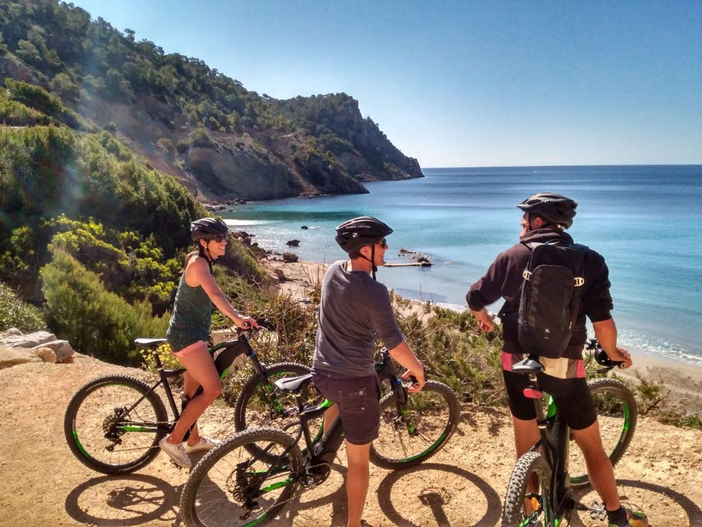 HETibiza E-bike tour