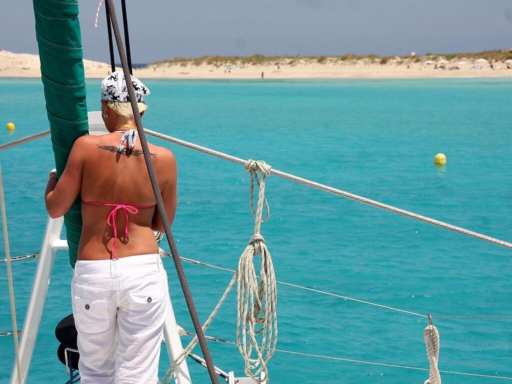 HETibiza Catamaran Formentera Star