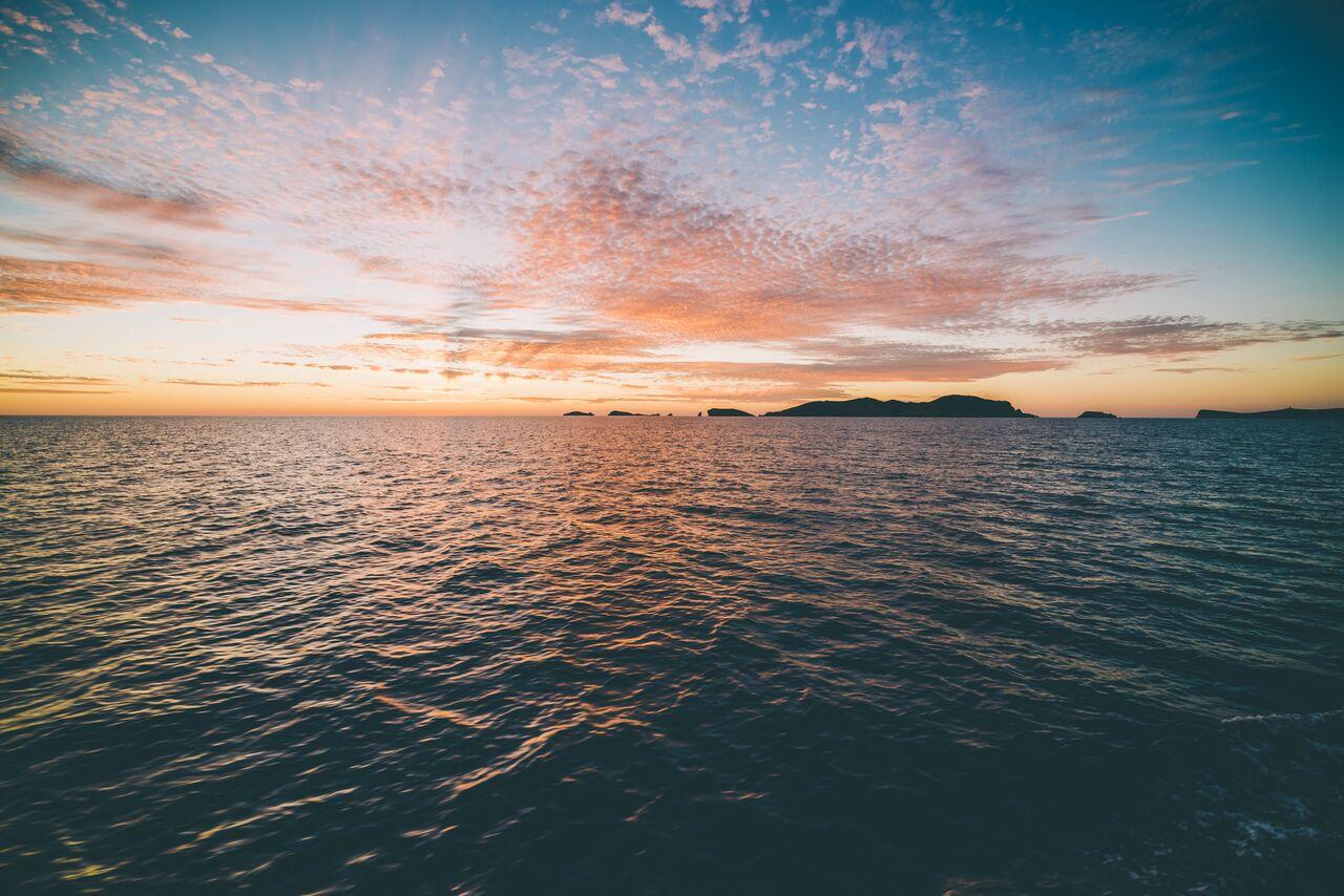 HETibiza Sunset Catamaran