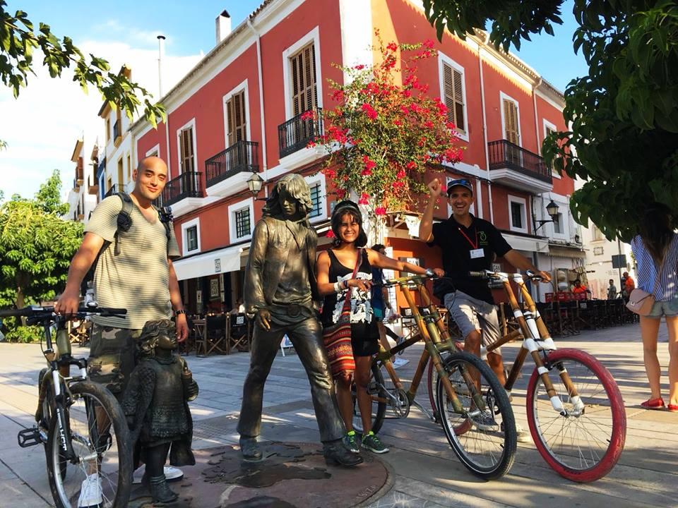HETibiza Bamboo Bike Tours