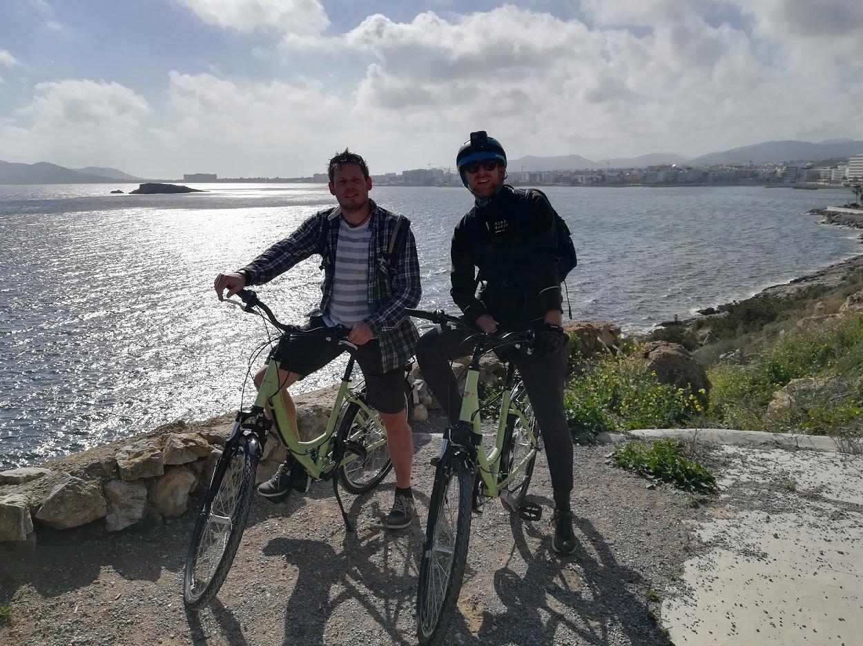 Ibiza Highlights Fietstour | HETibiza