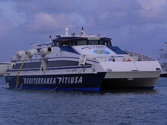 HETibiza fast ferry