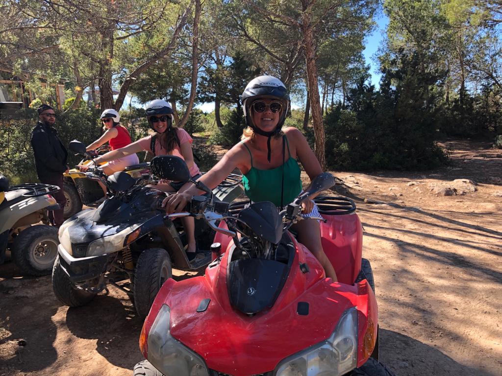HETibiza Quad Tour