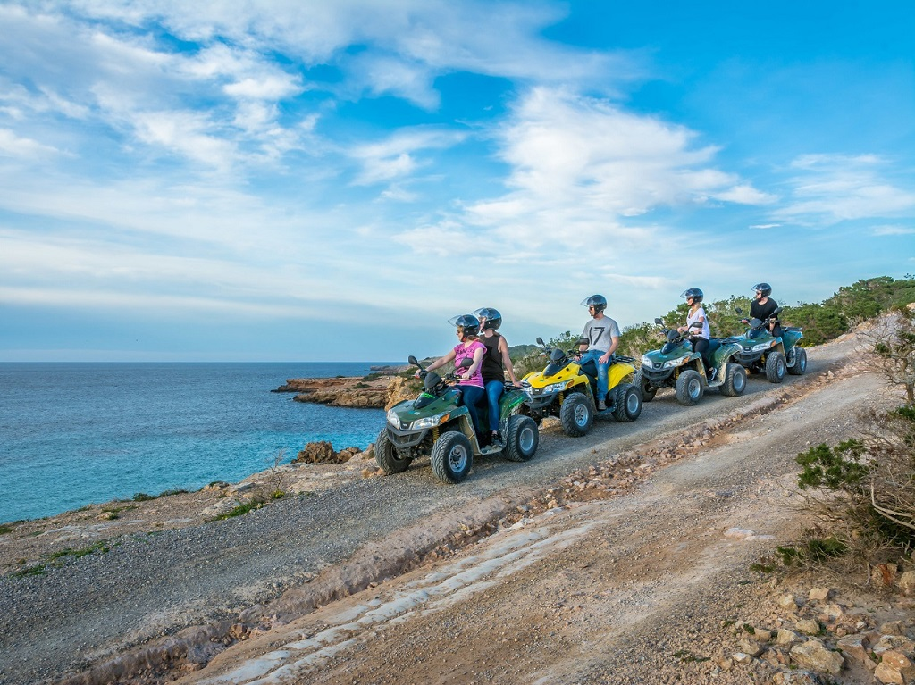 HETibiza Quad Tour