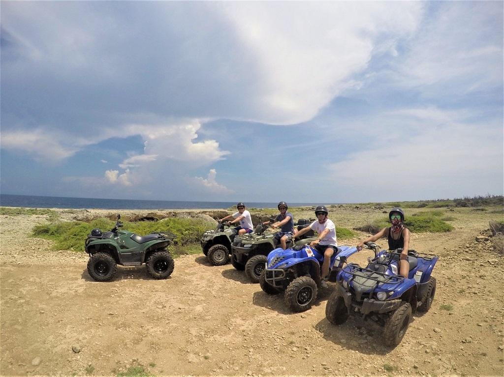 HETibiza quad tour Ibiza