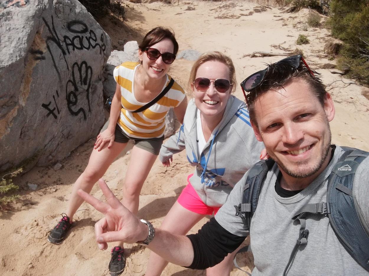 hiken op Ibiza HETibiza