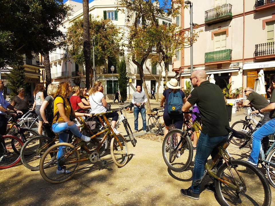 HETibiza City bike tour