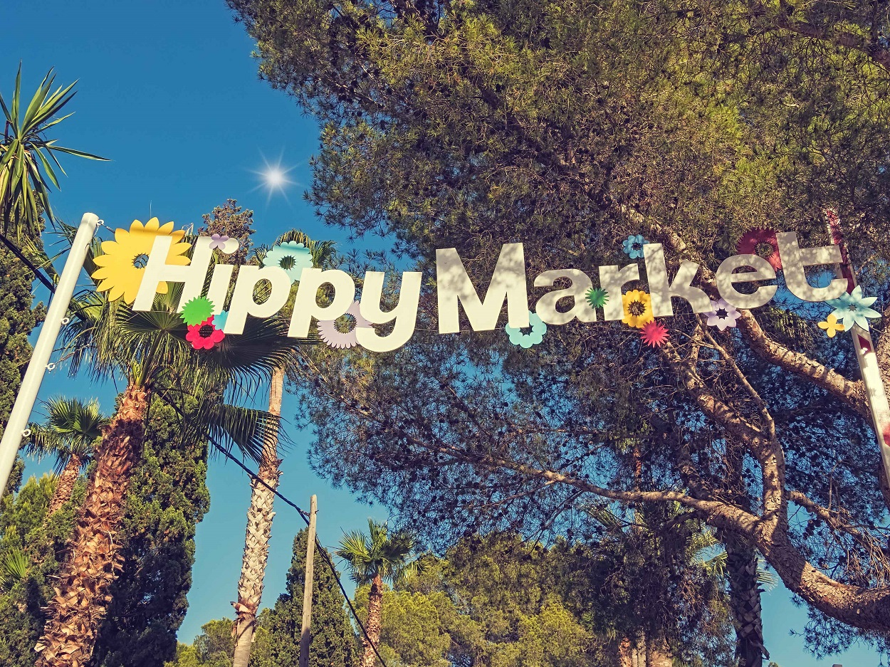 HETibiza Eivissa & hippiemarkt