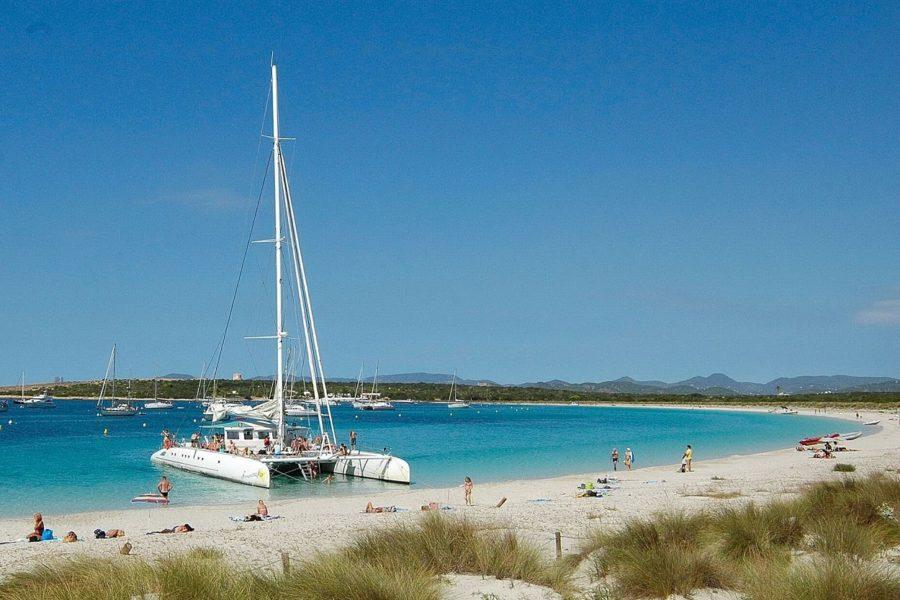 HETibiza Catamaran Formentera