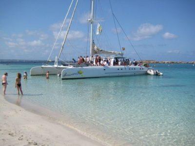Familie Catamaran Formentera | HETibiza