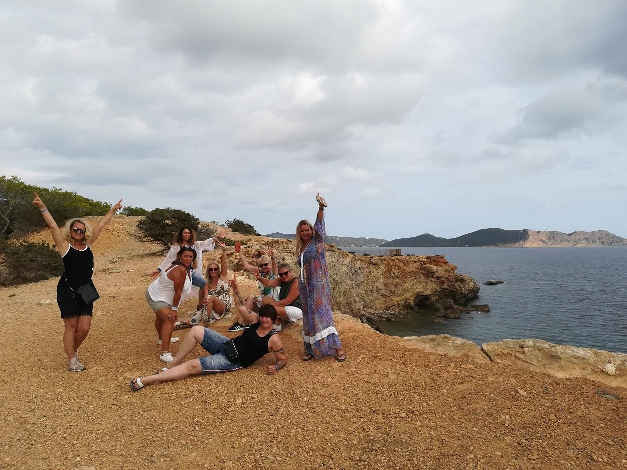 HETibiza prive tour