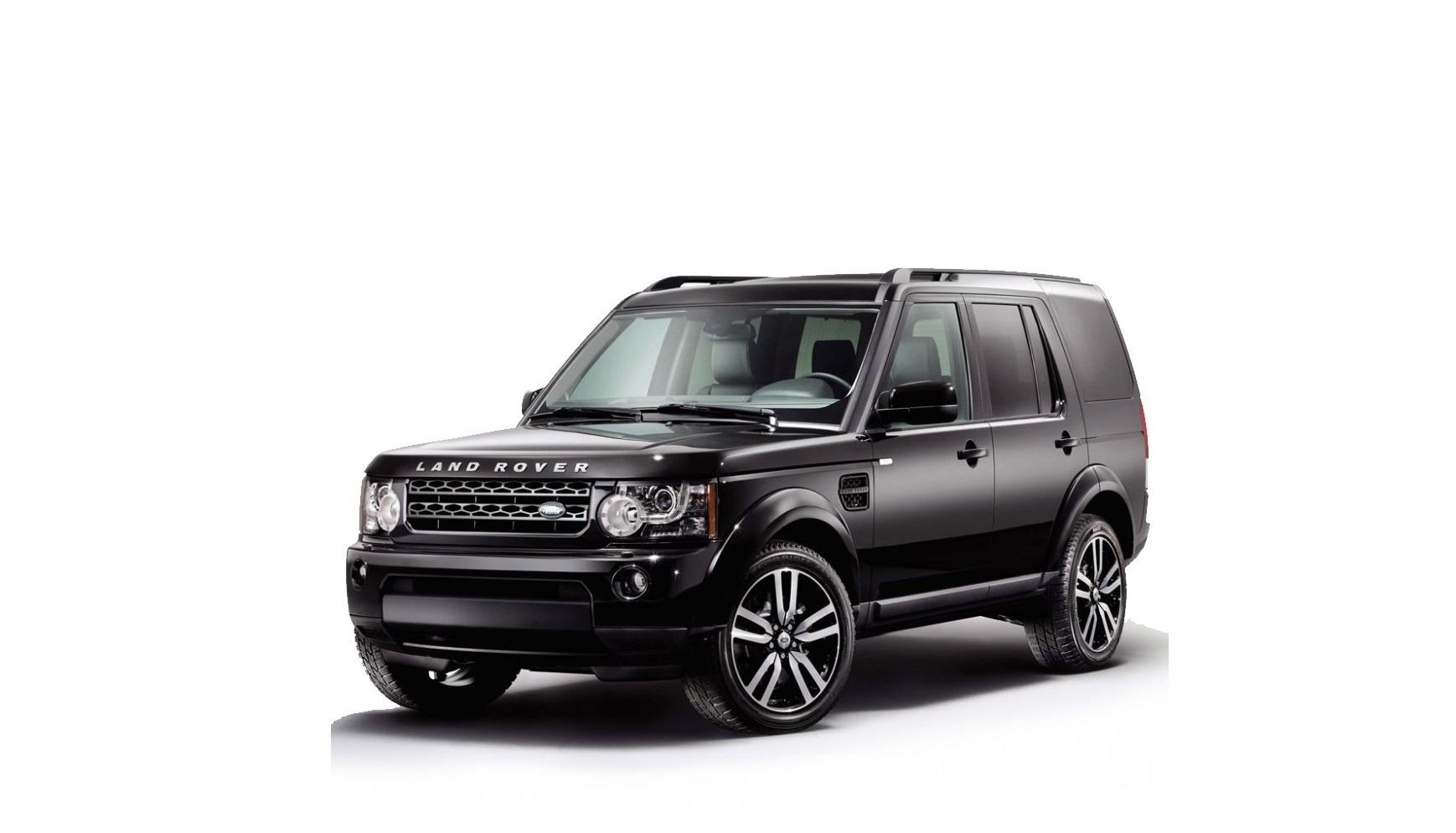 HETibiza Land Rover Discovery