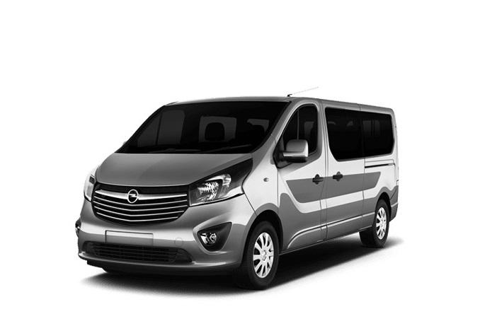 HETibiza Opel Vivaro