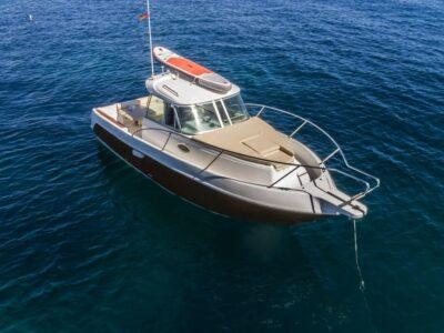 Motorboot Faeton Moraga | HETibiza