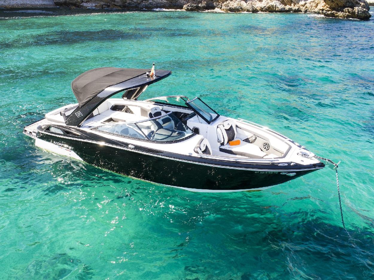 Motorboot Monterey 278   HETibiza